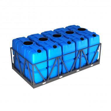Емкость SK 2000 л. в обрешетке (кассета 5шт.) в Улан-Удэ